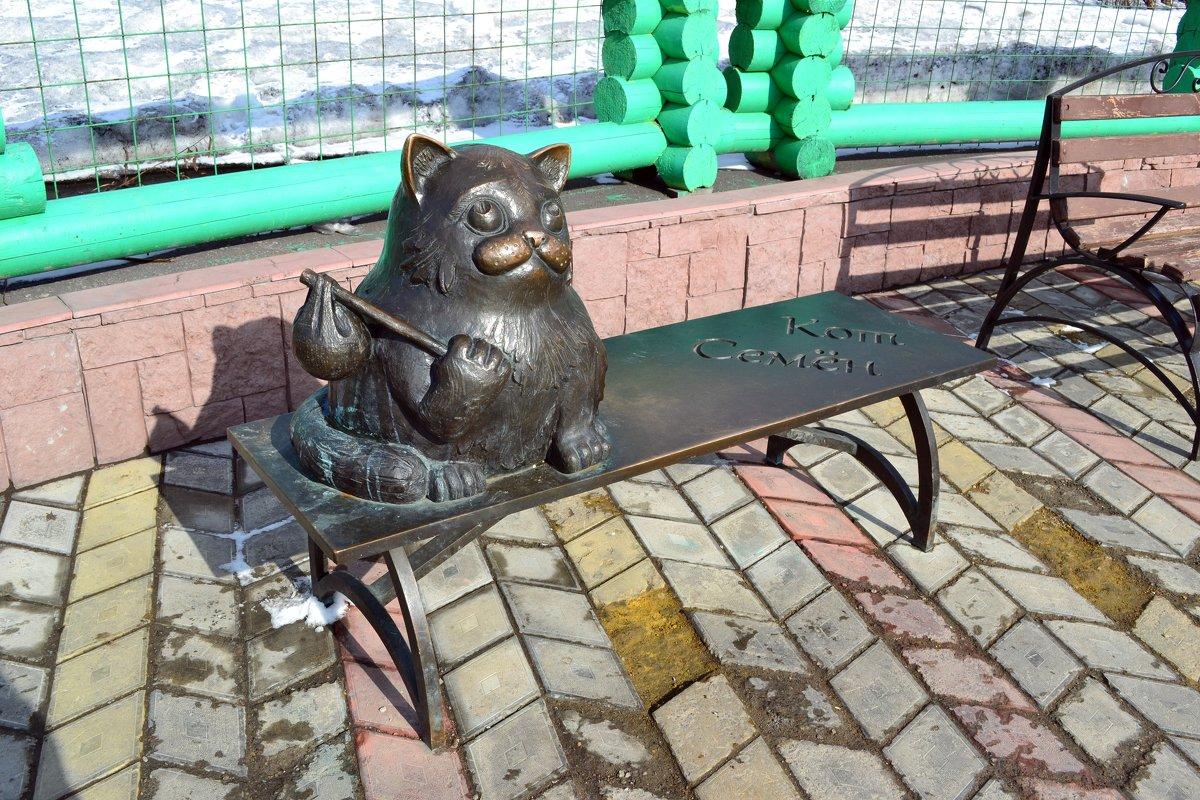На Семёновском озере - Ольга