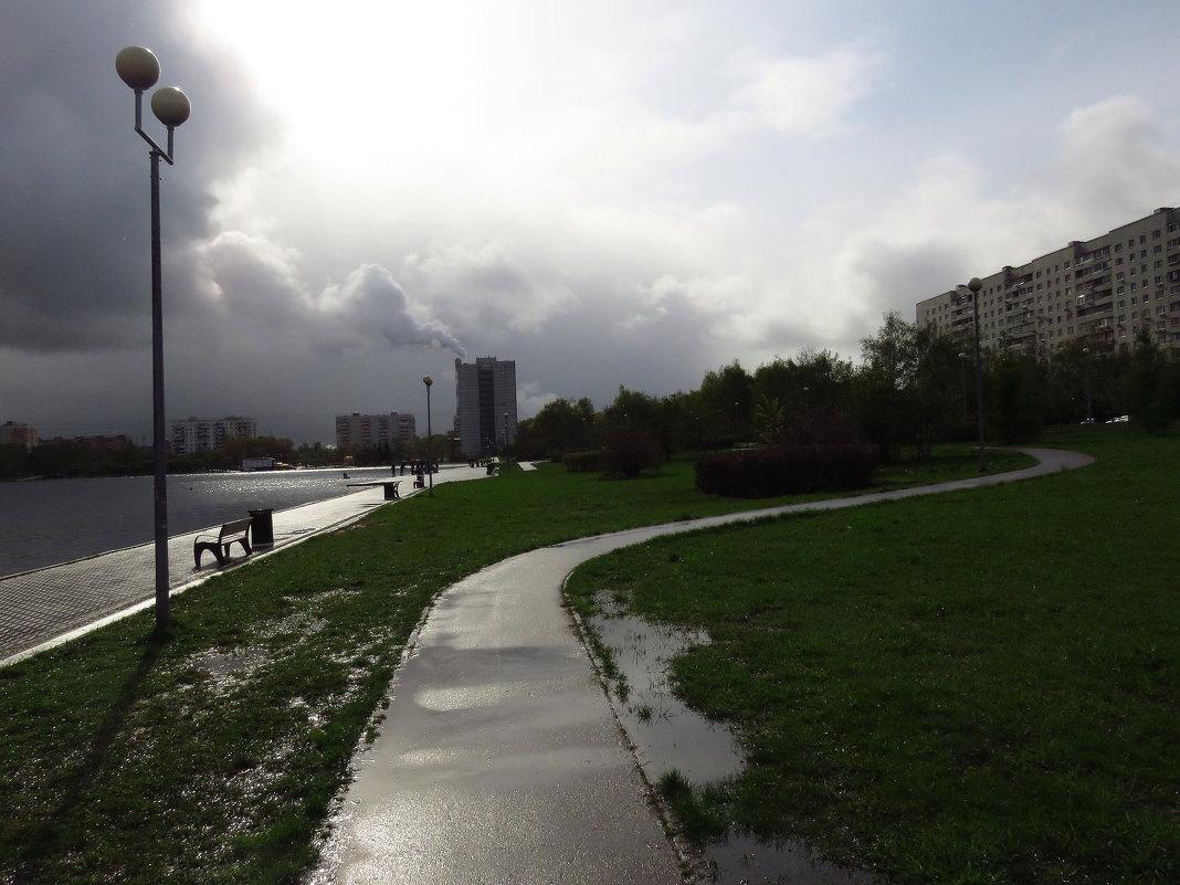 Непогода - не помеха Дню Победы - Андрей Лукьянов