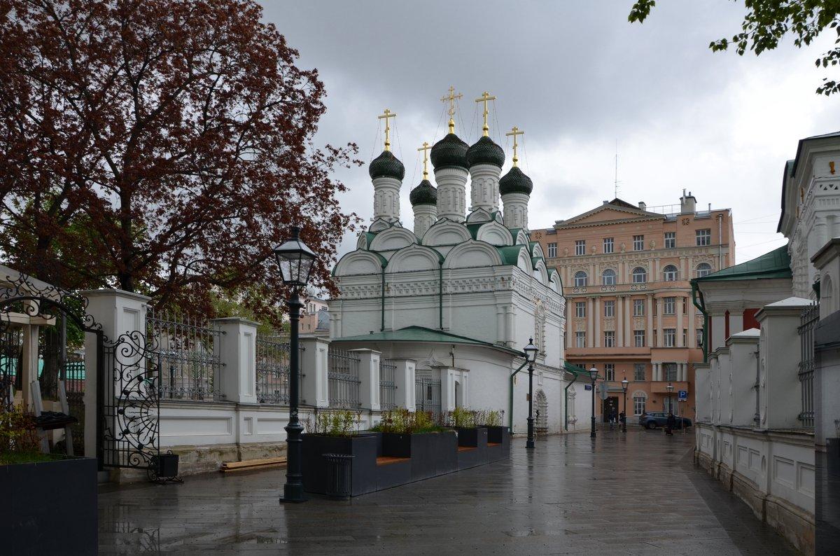 Церковь Михаила и Фёдора Черниговских.(1865г.) - Oleg4618 Шутченко