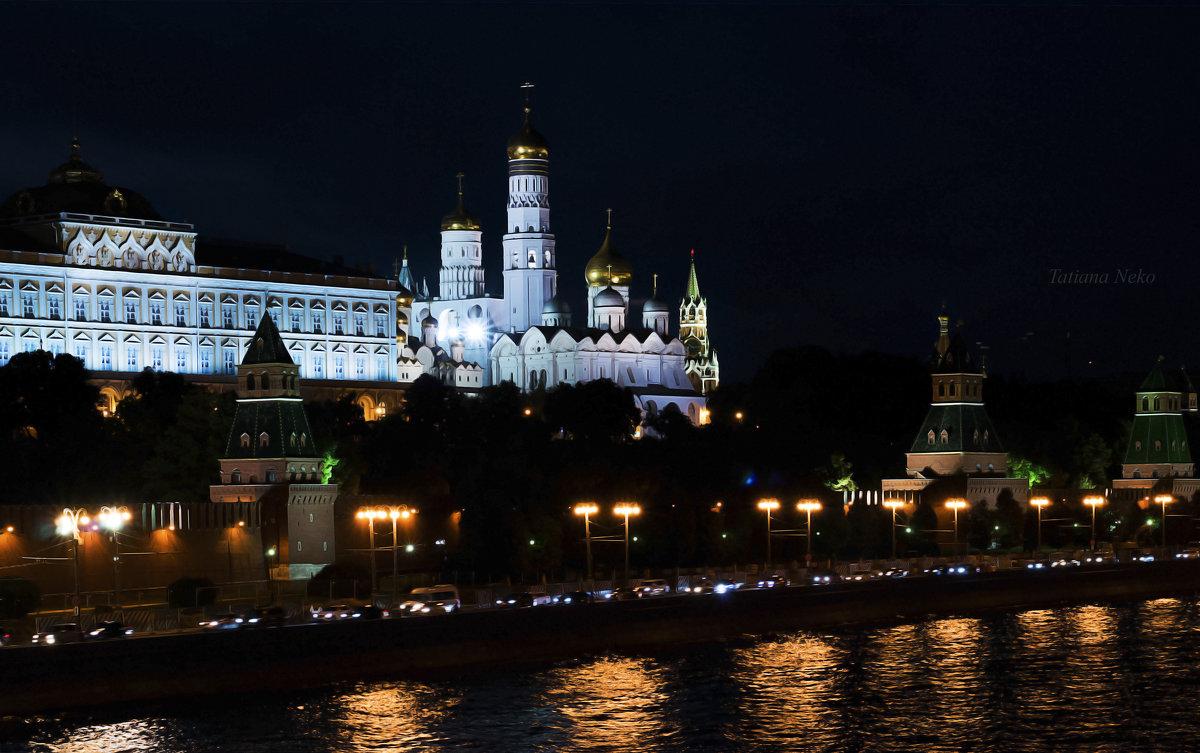 Москва Златоглавая - Tatiana Neko