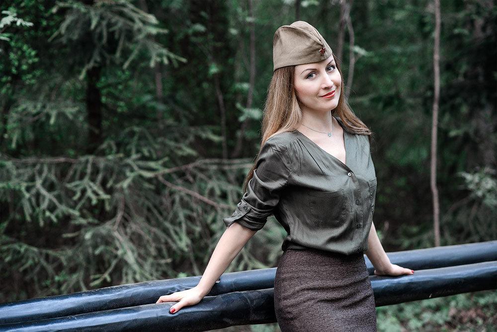 9 мая - Галина Мещерякова