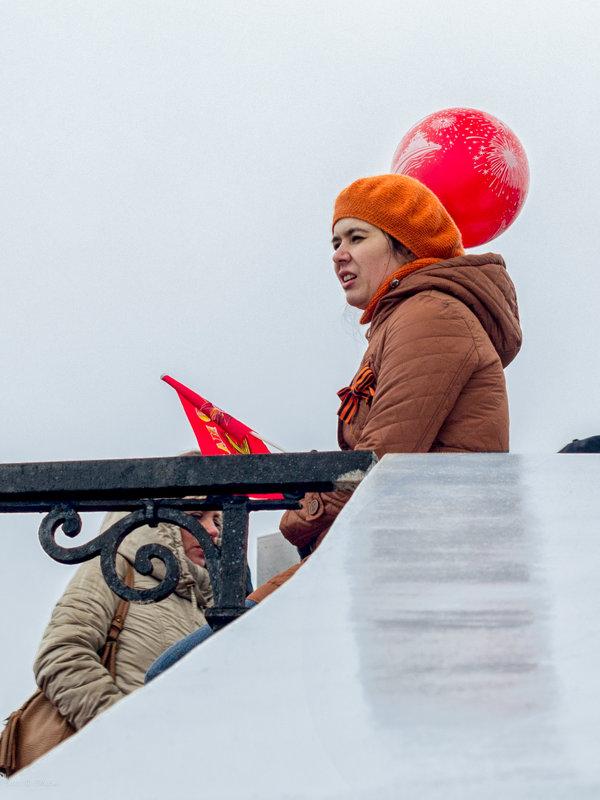 После парада - Микто (Mikto) Михаил Носков