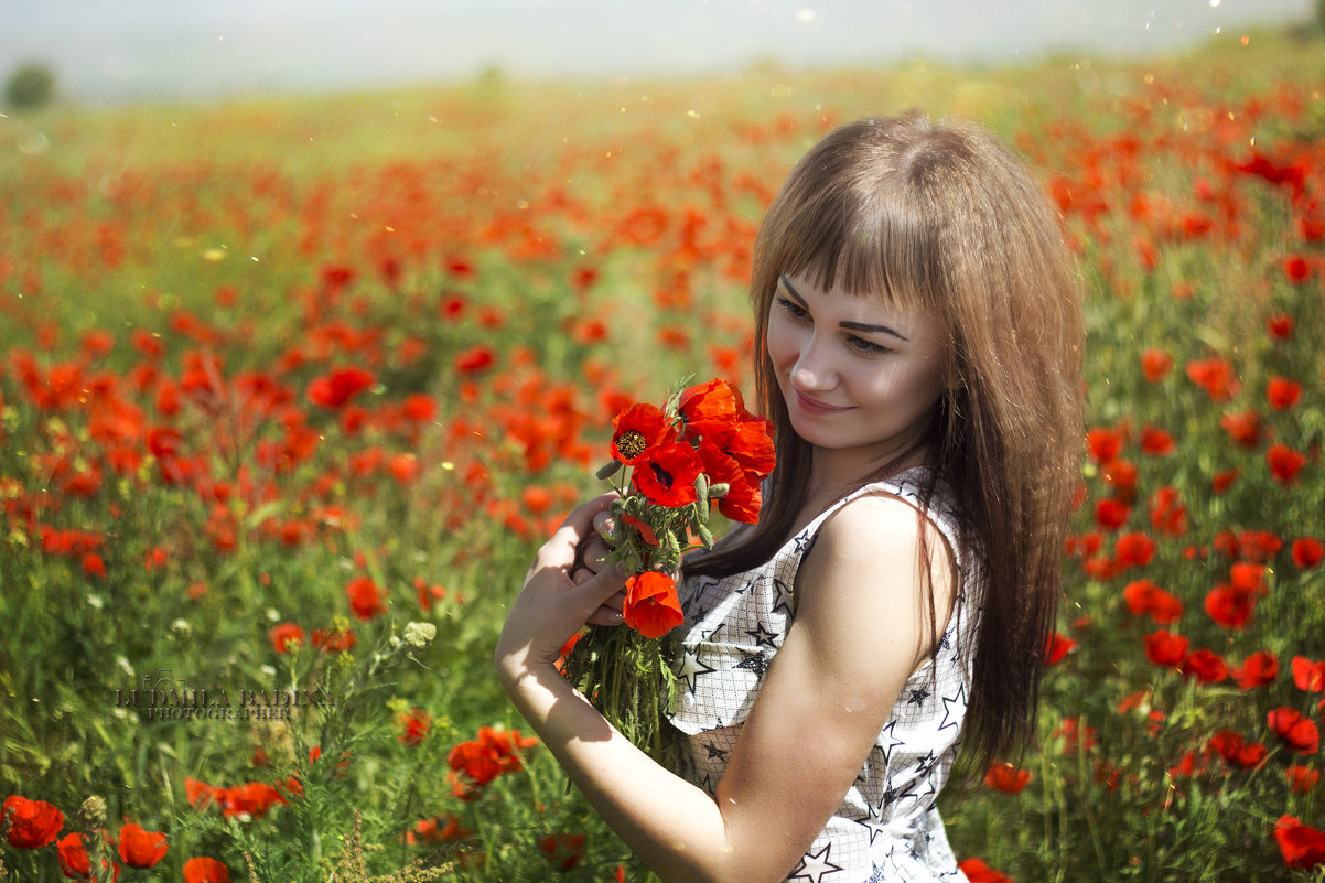 Виктория - Людмила Бадина