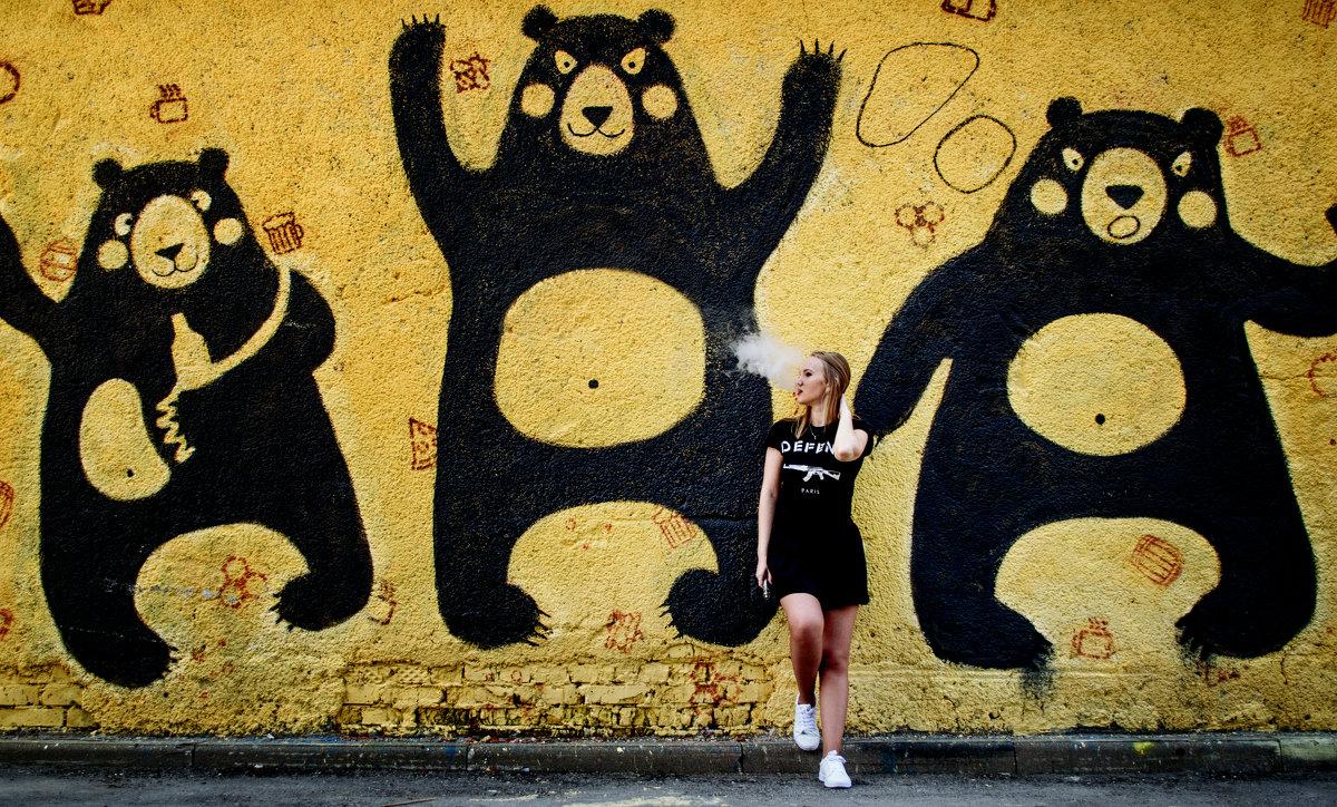 Парящая Маша и три медведя - Мария Морозова