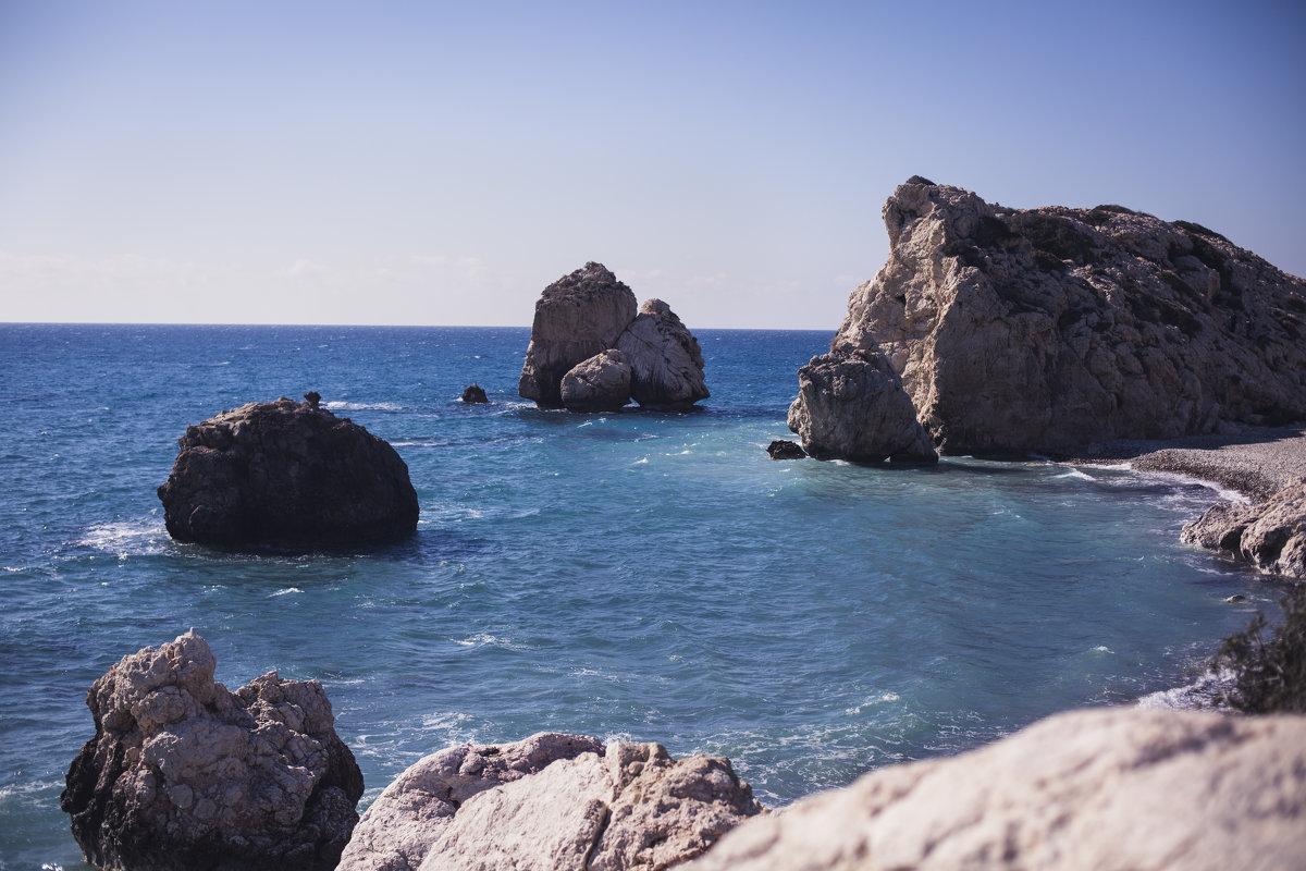 Место рождения Афродиты на острове Кипр - Екатерина