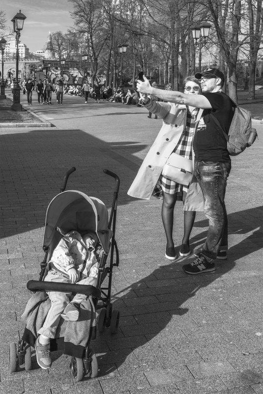 Пока ребенок отдыхает... - Pavel Kravchenko