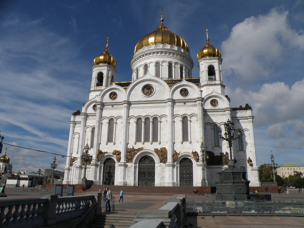 Храм Христа Спасителя - Светлана