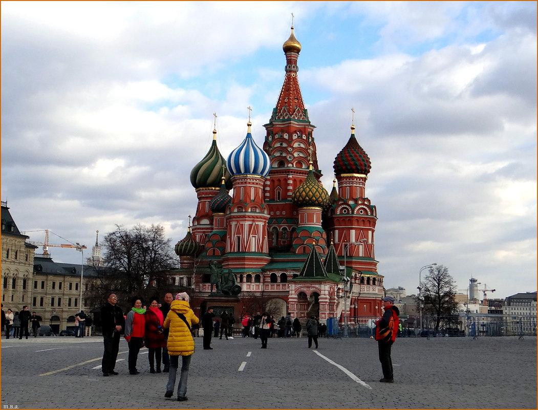 Храм Василия Блаженного - Вера