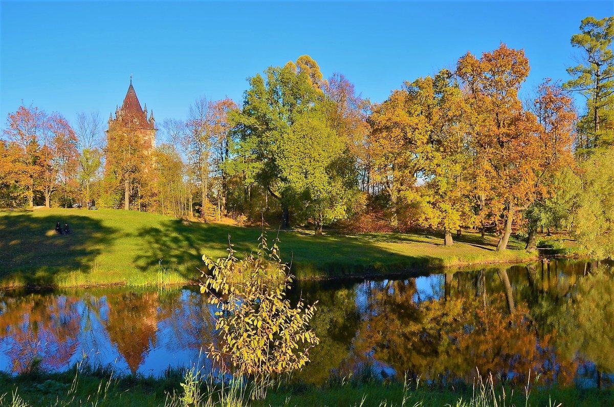 Осенняя гармония... - Sergey Gordoff
