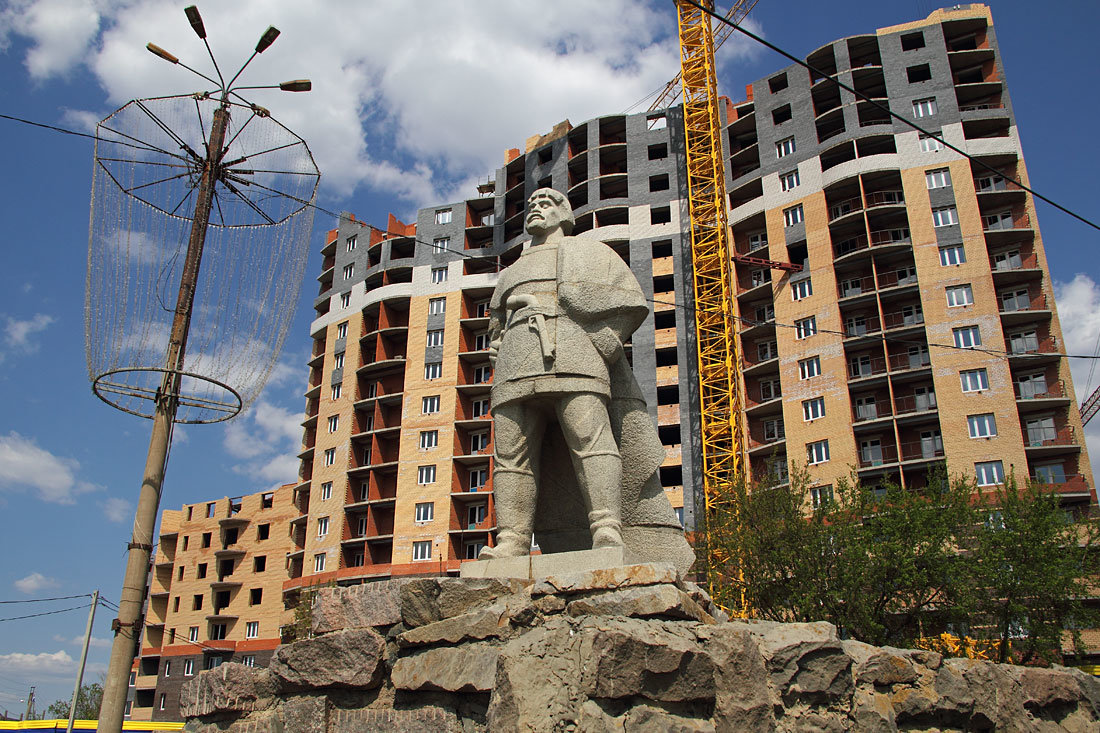 Покорение Саранска Пугачевым - MILAV V