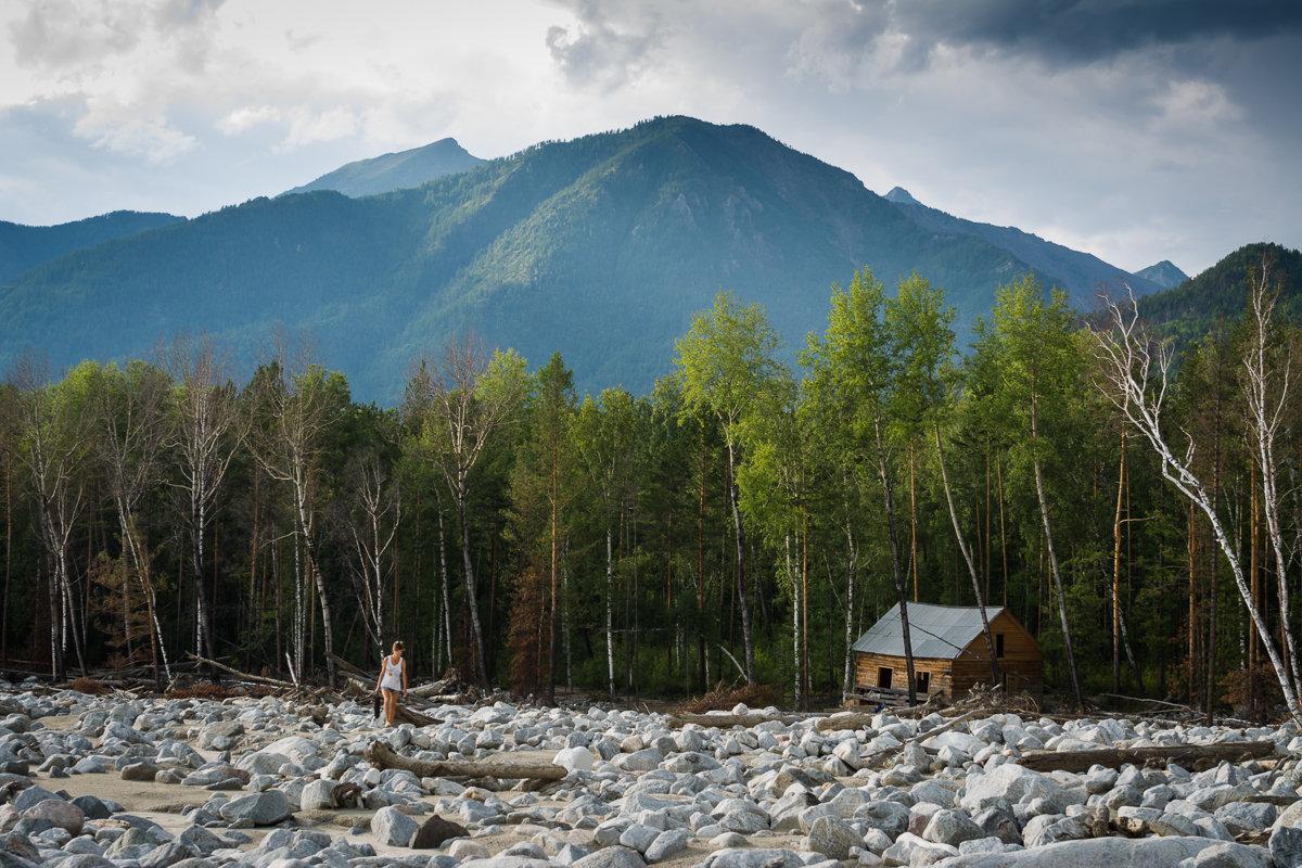 Каменная река-2 - Дмитрий Шкредов