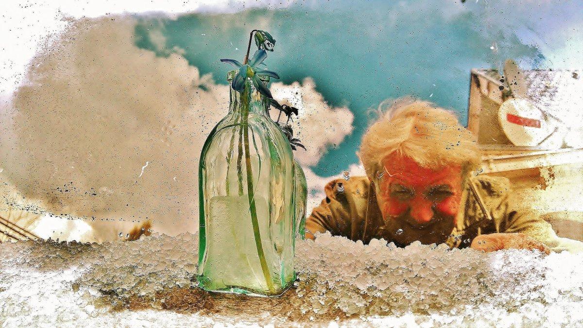 И с краснОЙ рожей,,,хотел онЪ Синенький ЦветочекЪ умыкнуть,,,,, - Юный Пионер Одиннадцатый