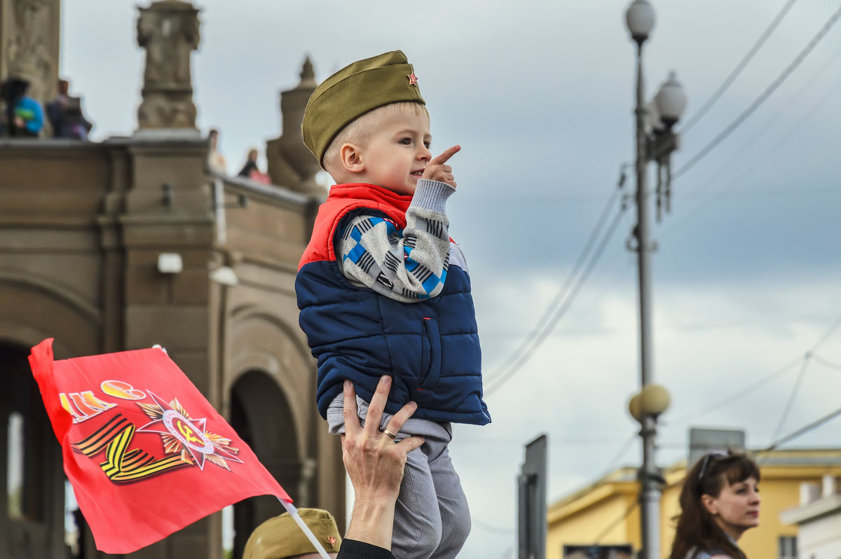 Слава тебе, Великий, Вечный город! - Анатолий Щербак