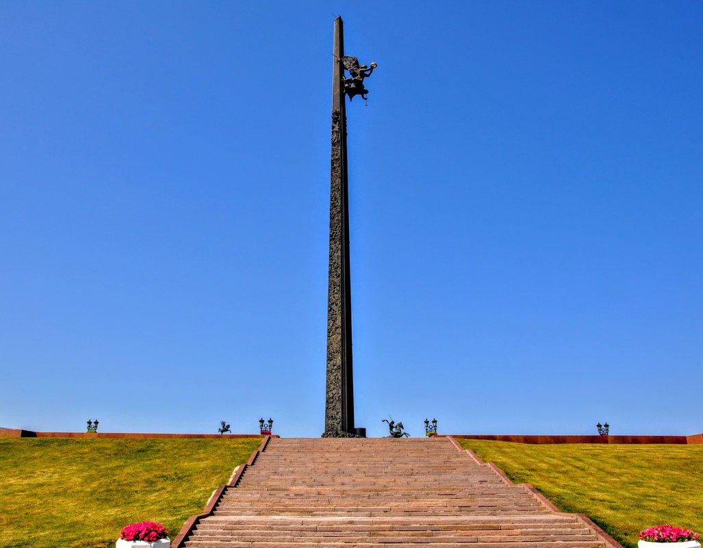 Монумент Победы на Поклонной горе - Анатолий Колосов