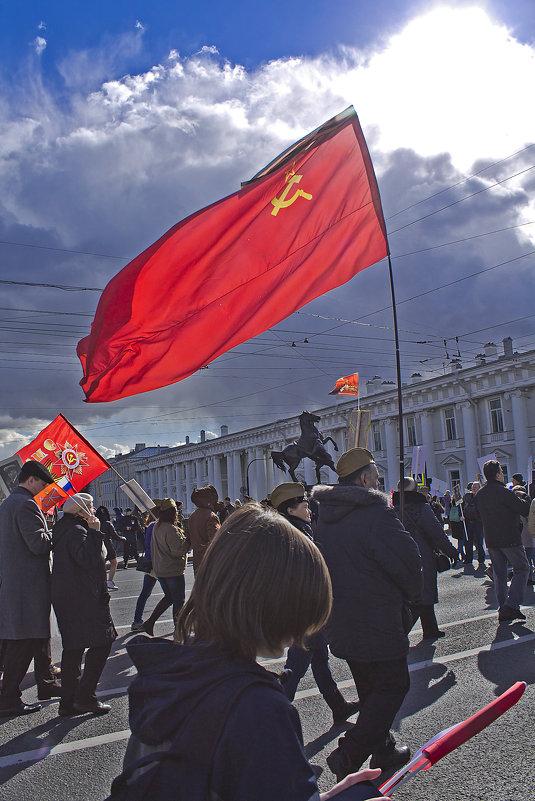 Бессмертый полк. - Senior Веселков Петр