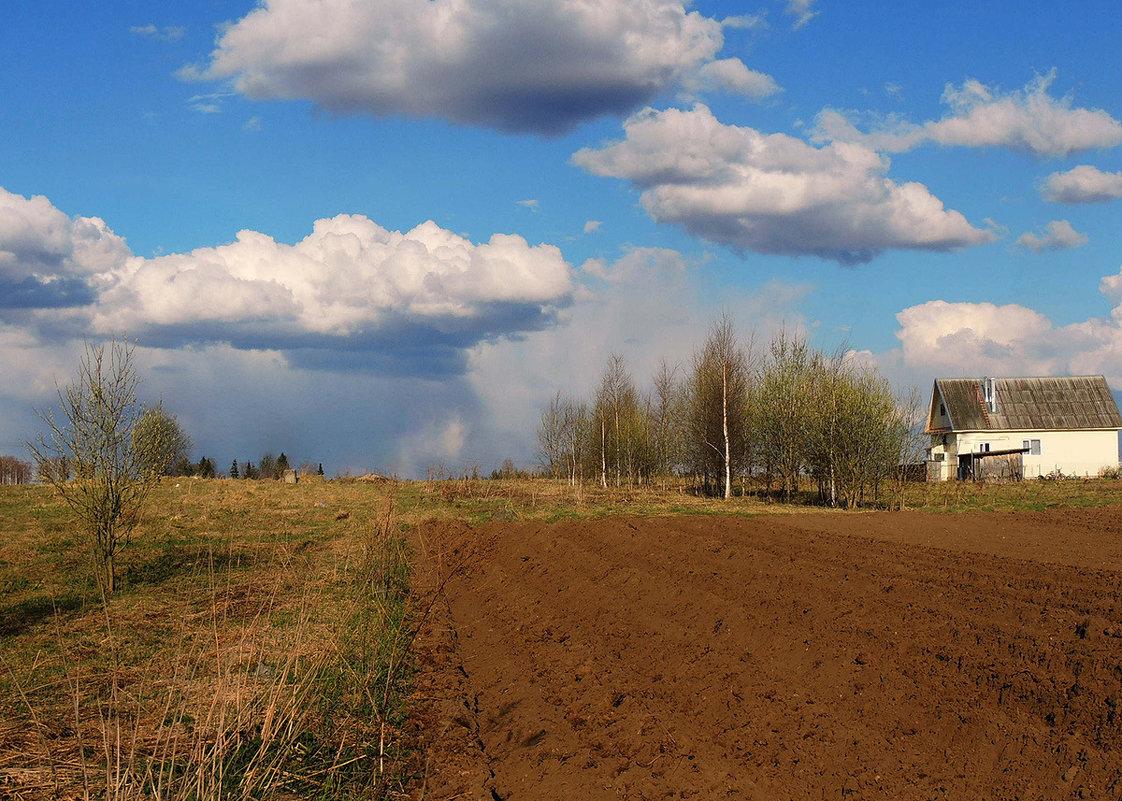 Пашни к весеннему севу готовы - Павлова Татьяна Павлова