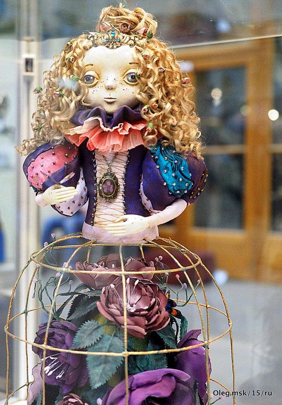 авторский образ-кукла - Олег Лукьянов