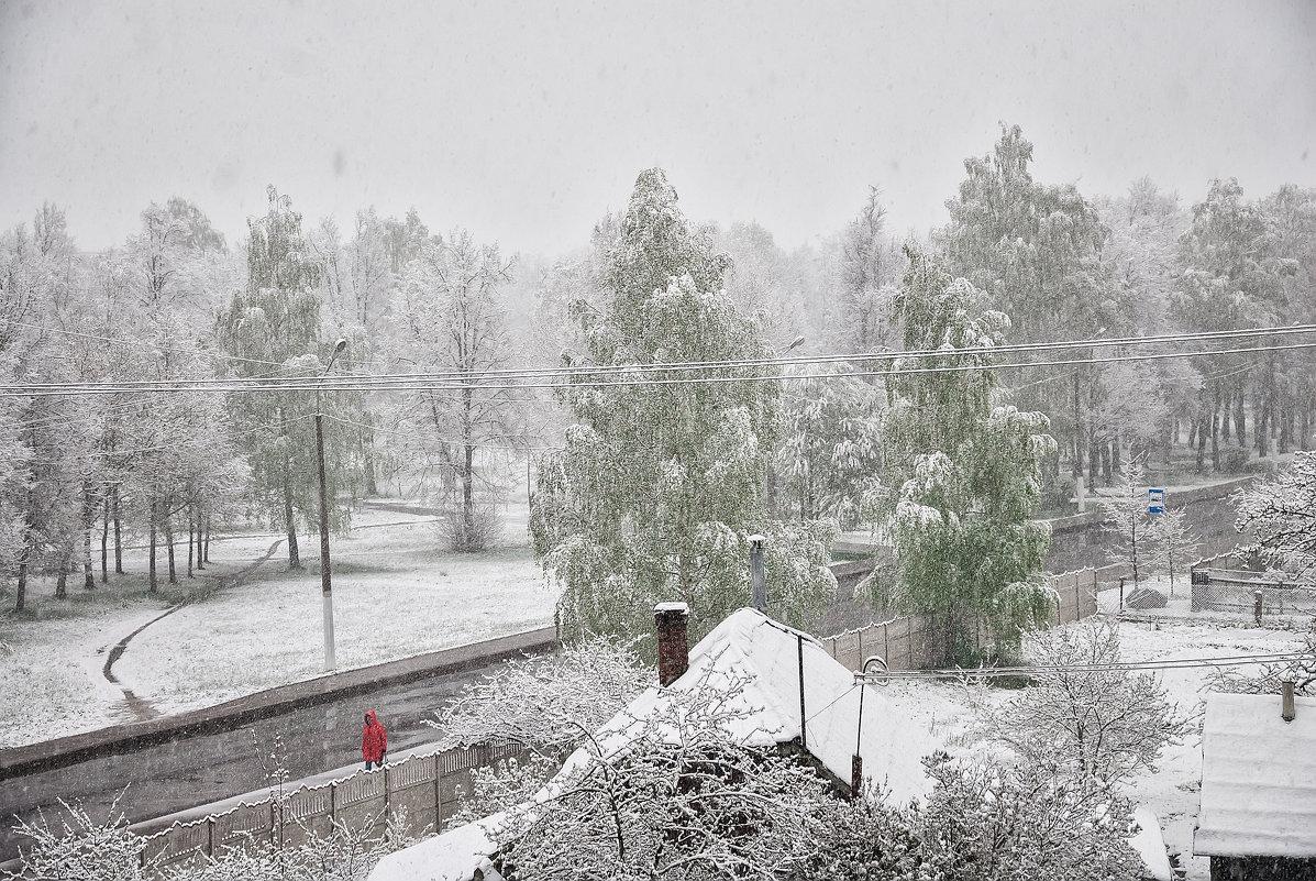зима четыре месяца, пятый в подарок)) - Alyes Kukharev