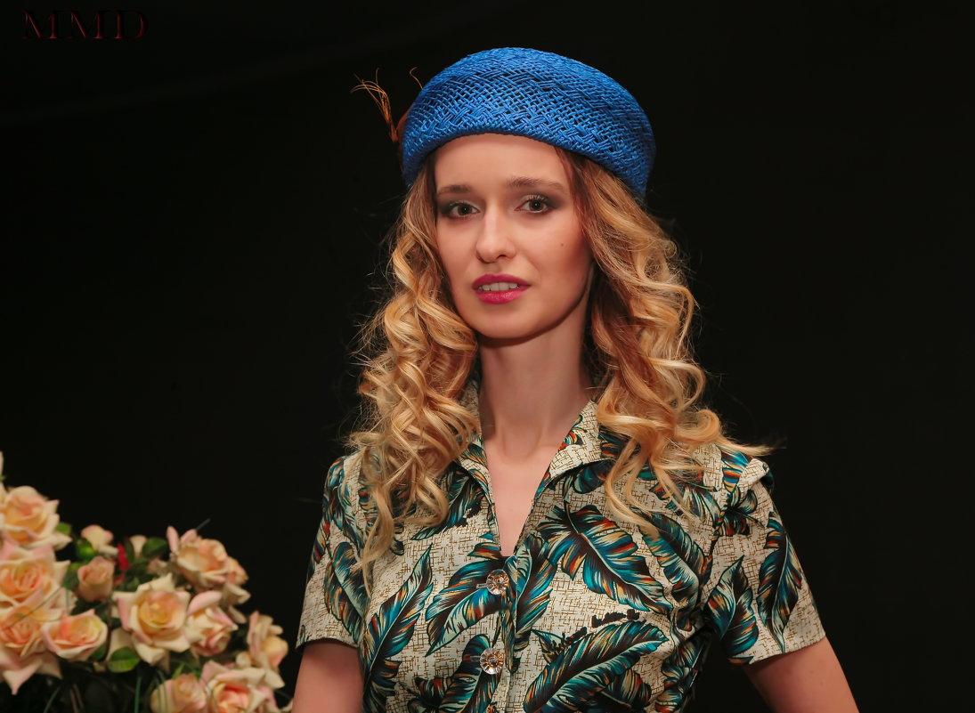 Портрет - М. Дерксен Derksen