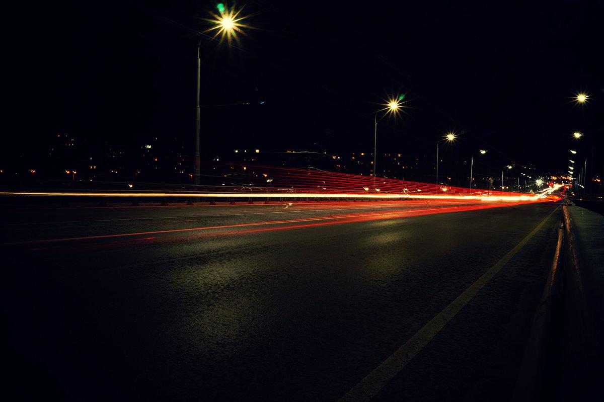 Ночной город - Кристина Юричковская