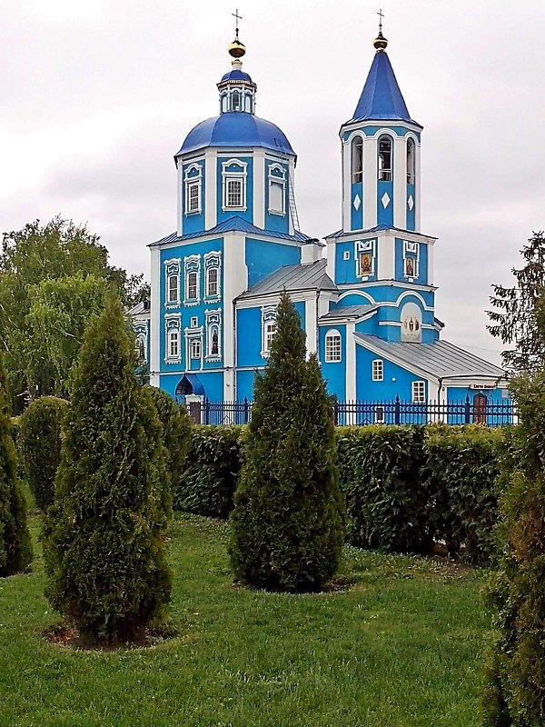Храмы   Тамбова , - Виталий Селиванов