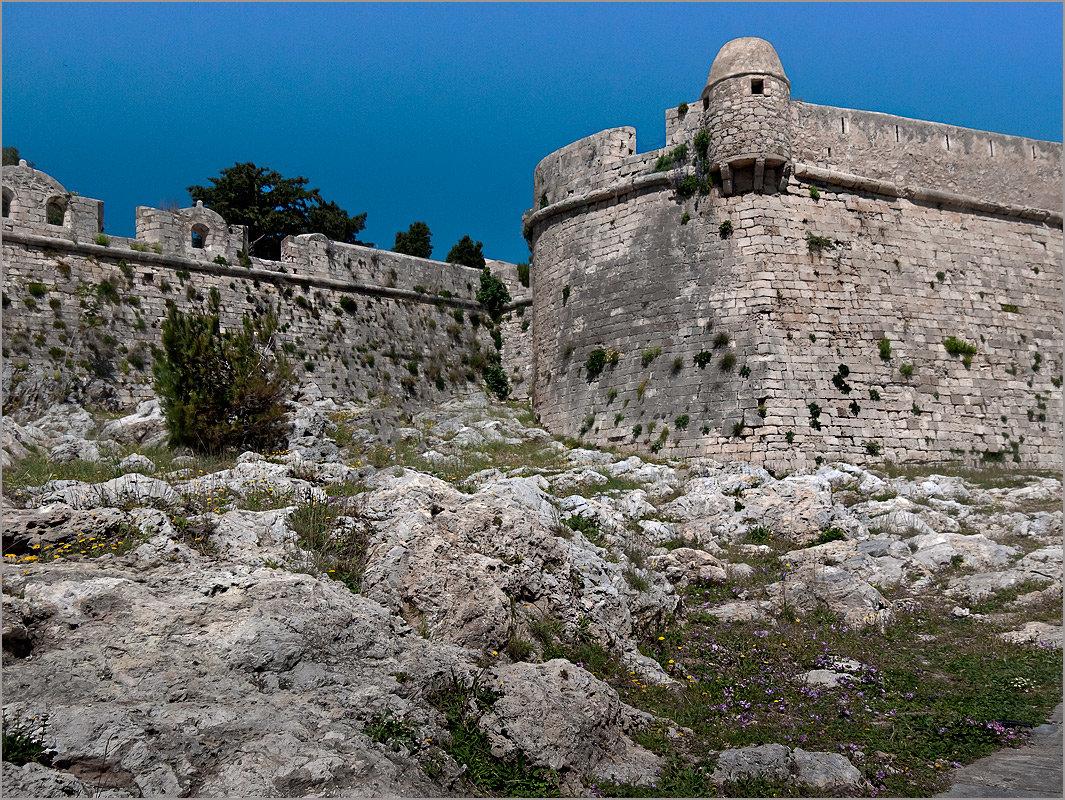 Старая крепость. - Lmark