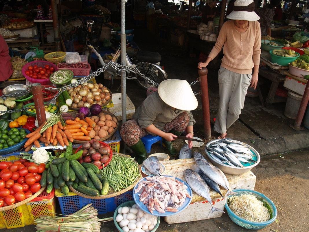 вьетнамский рынок - Nadejda