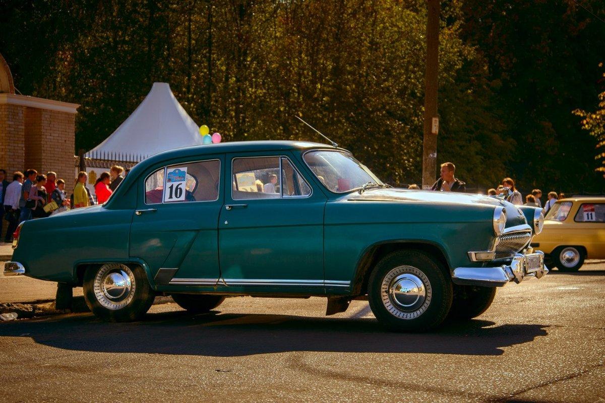 ГАЗ - 21 - Александр