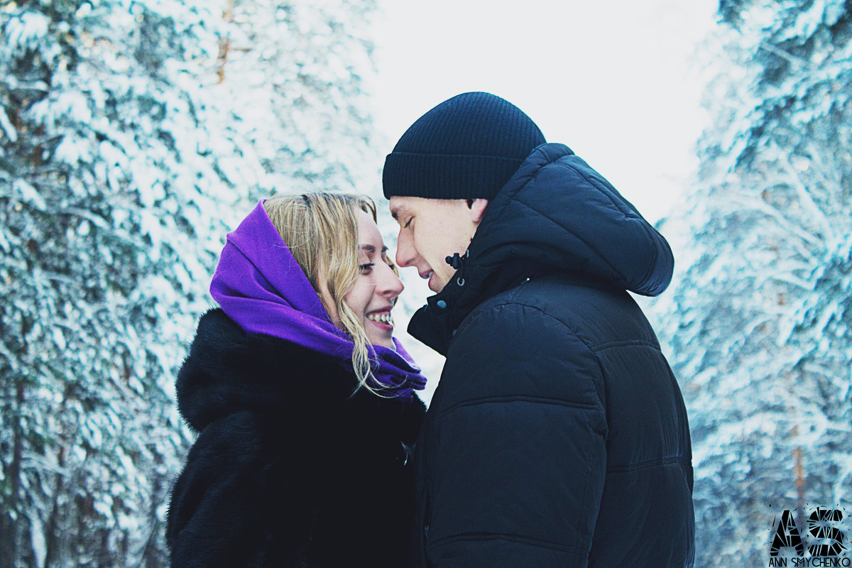 Love Story - Анна Смыченко