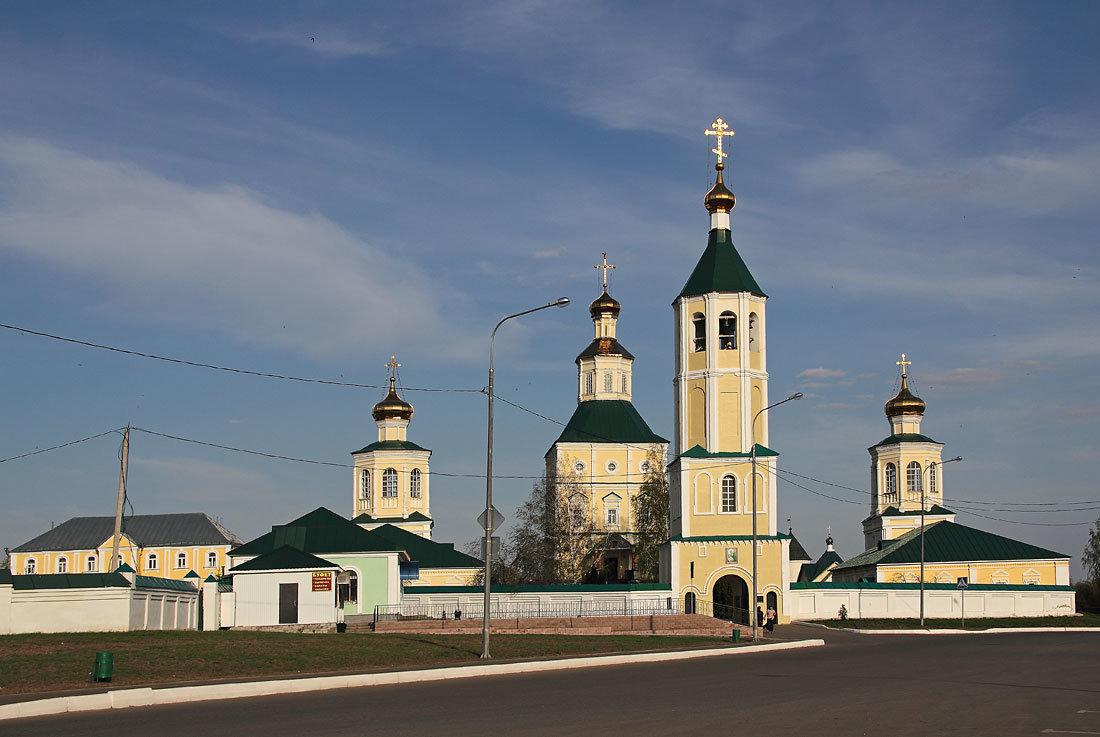 Иоанна-Богослова мужской монастырь. Макаровка. Саранск - MILAV V