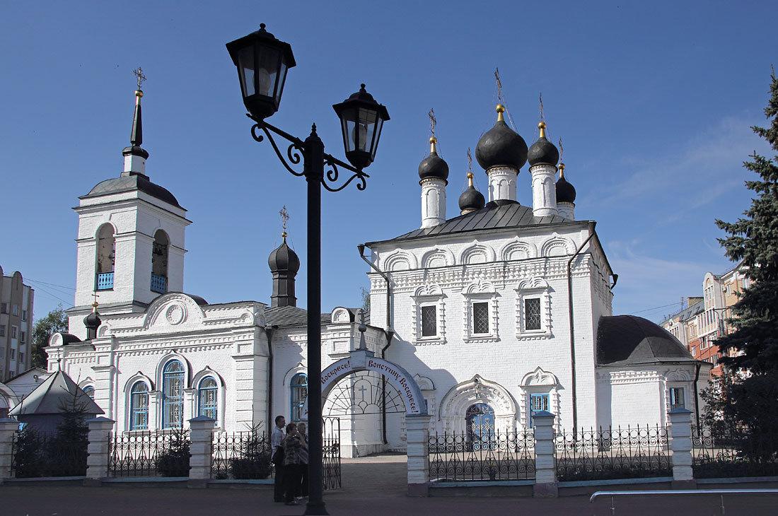 Иоанна Богослова кафедральный собор. Саранск - MILAV V