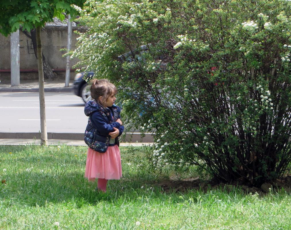 Спряталась от мамы - Наталья (D.Nat@lia)