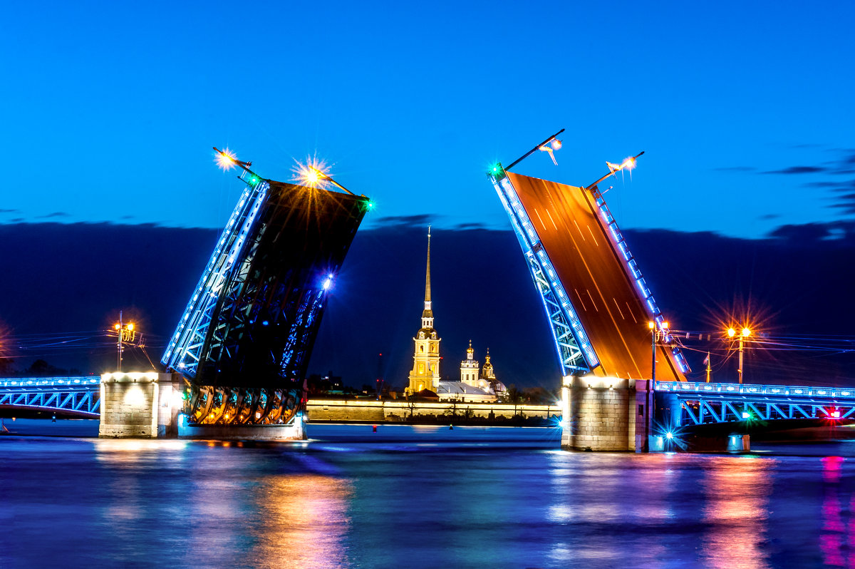 Дворцовый мост - Дарья Гутинская