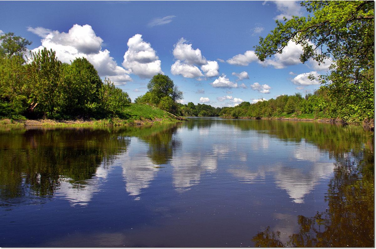 Река и облака - Вячеслав Минаев