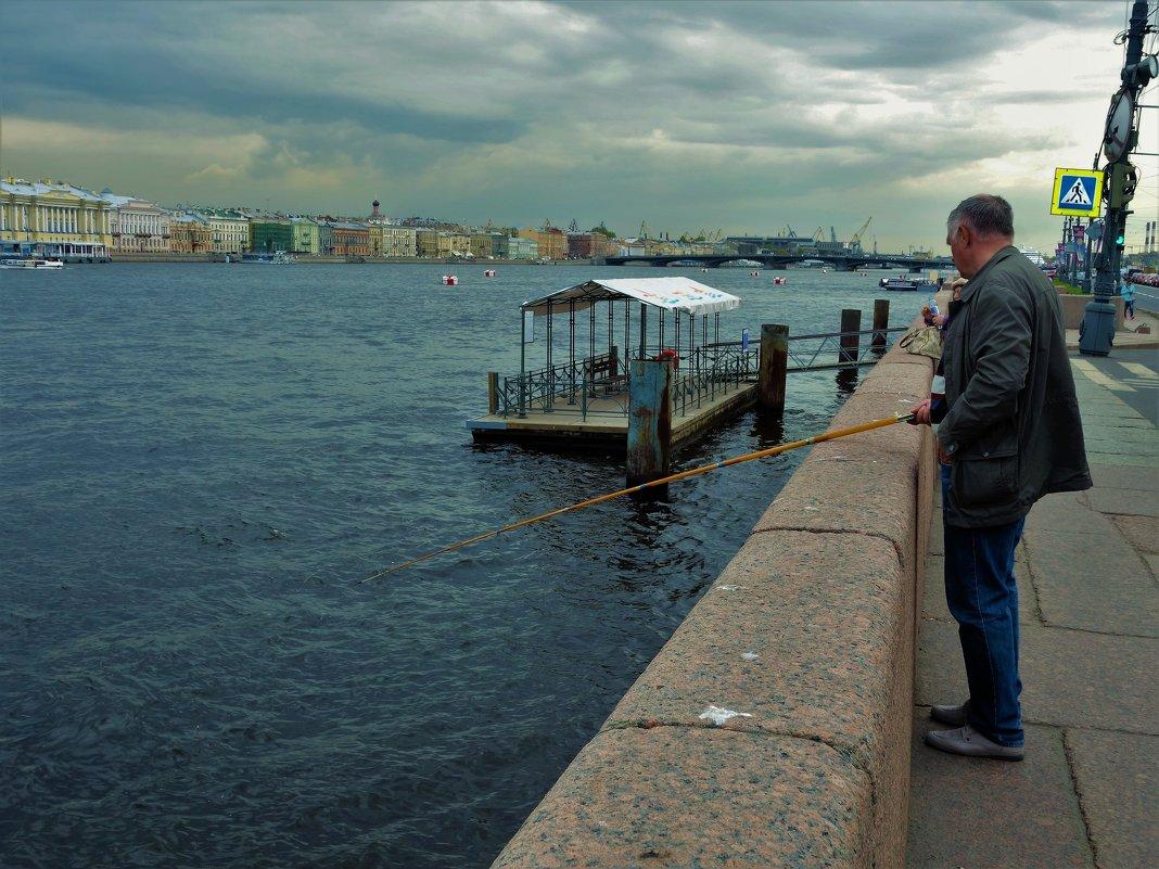 Рыбаку всё нипочём... - Sergey Gordoff