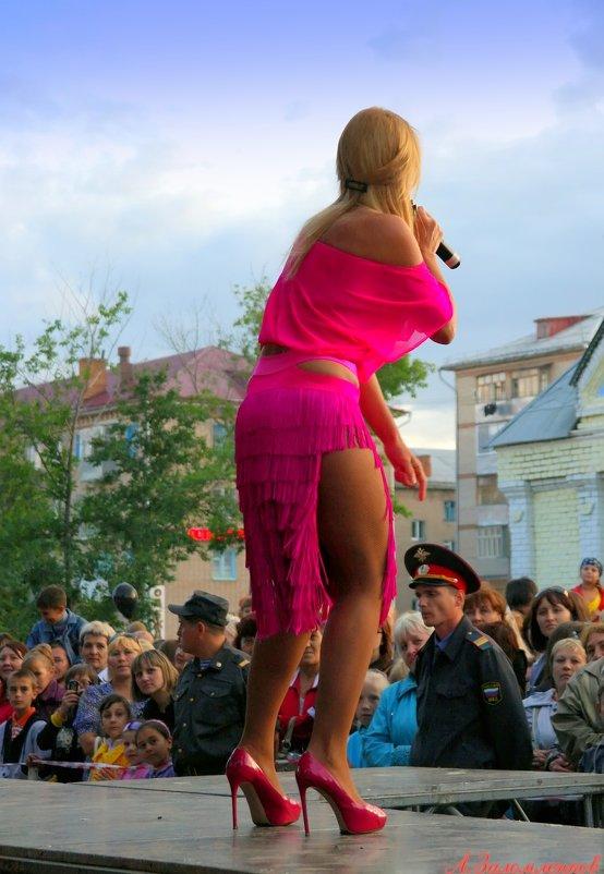 Я не блондинка, я светлая голова с розовыми мозгами!:) - Андрей Заломленков