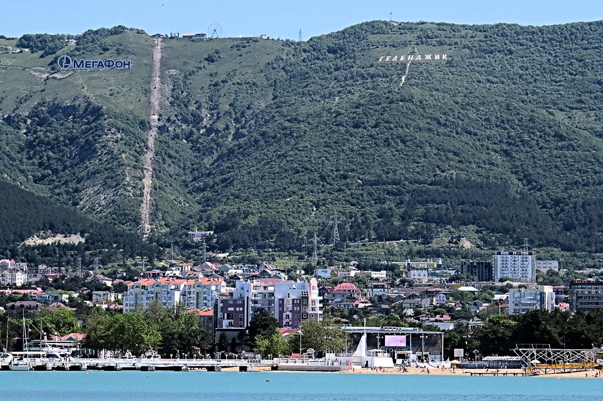 Вид на Маркхот с юго-восточной стороны - Валерий Дворников