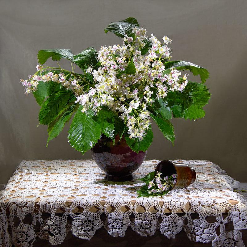 Цветы каштана - Irina-77 Владимировна