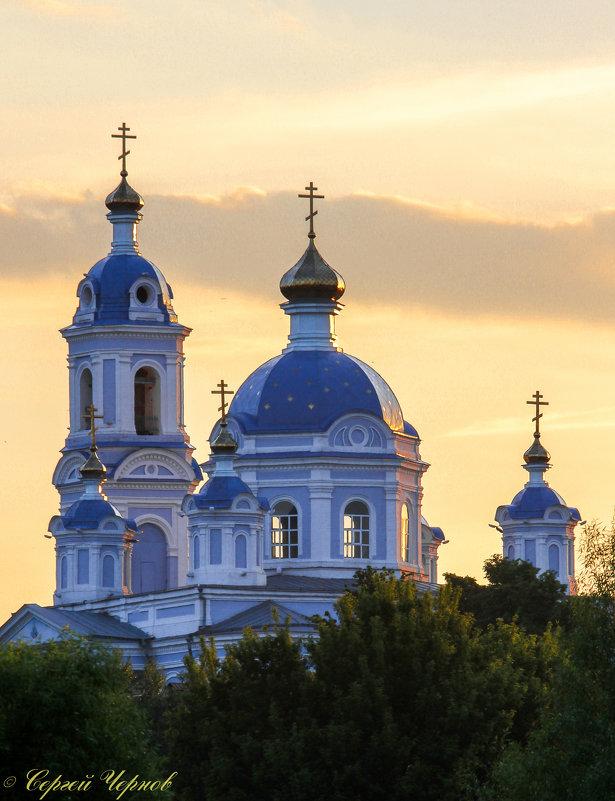 Вознесенская церковь, Курск Россия. - Сергей Чернов