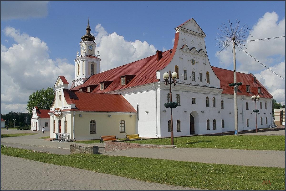 Экс- Иезуитский коллегиум. ( 18 век ) - Роланд Дубровский
