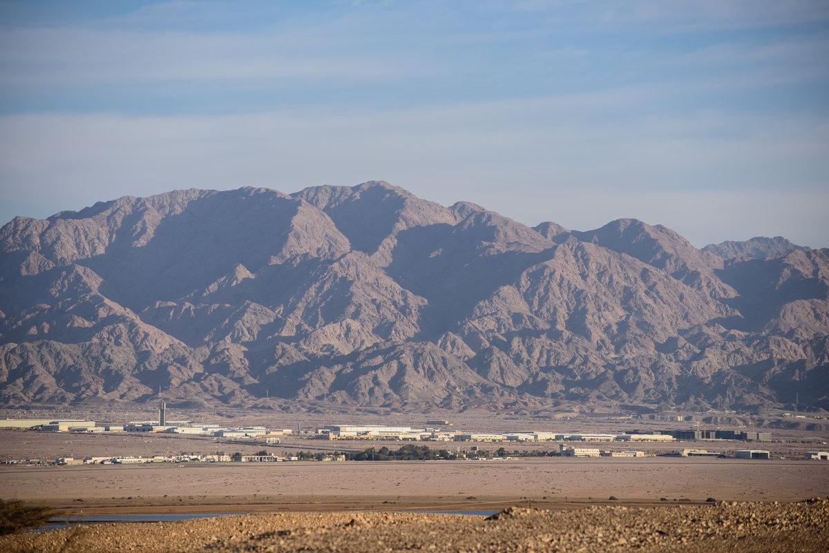 Красные горы Иордании - Boris V. T.