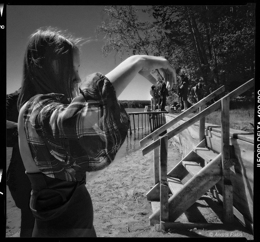Фотофест КАРАКАН: манипулировать фотографами - Андрей Пашис