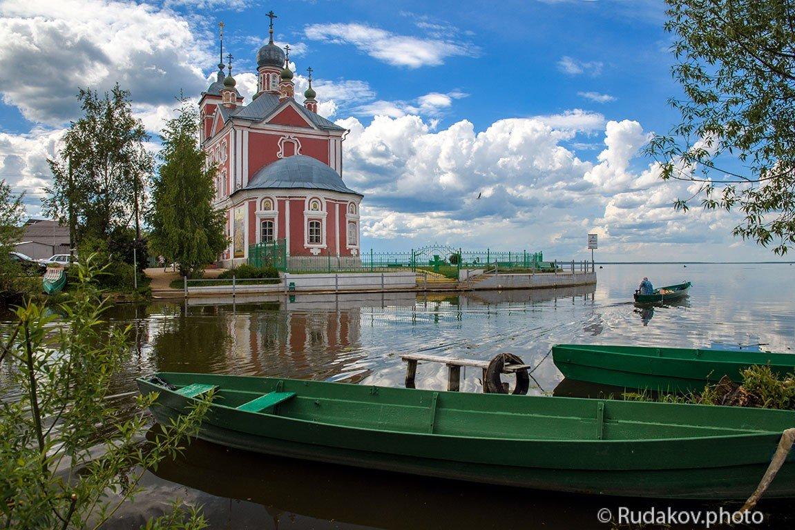 У Плещеева озера - Сергей