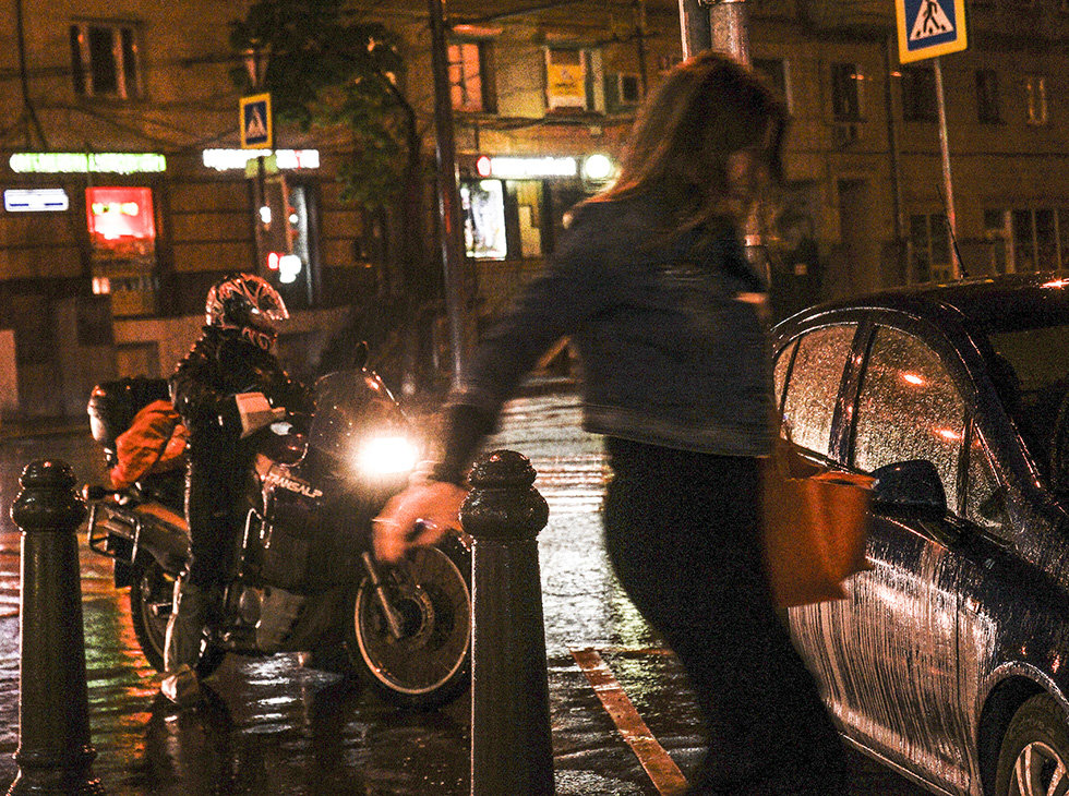 В нашем городе дождь... - Людмила Синицына