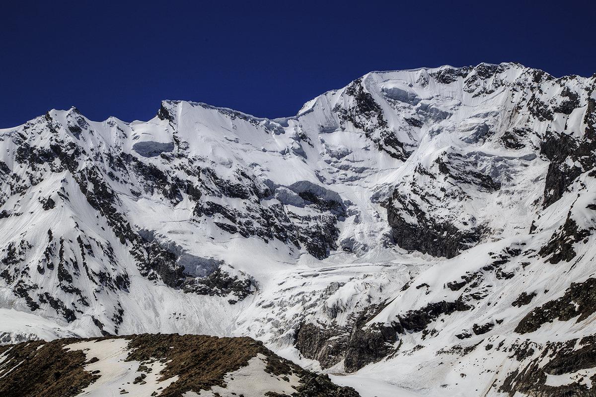 гора Уллукара (4302 м) - Леонид Сергиенко