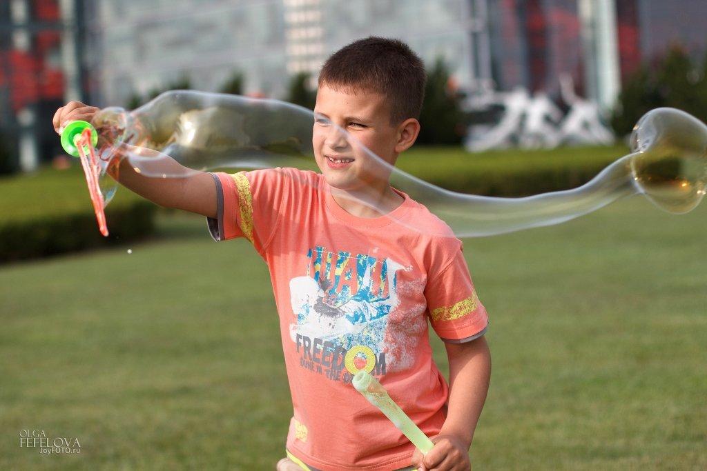 Пузыри - Ольга Фефелова