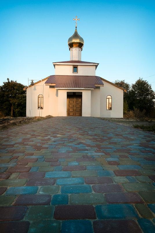 Церковь Св. Пантелеймона. - Андрий Майковский