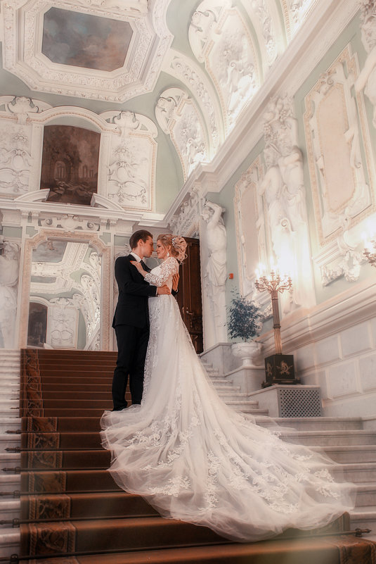 Жених и Невеста - Евгения Вереина