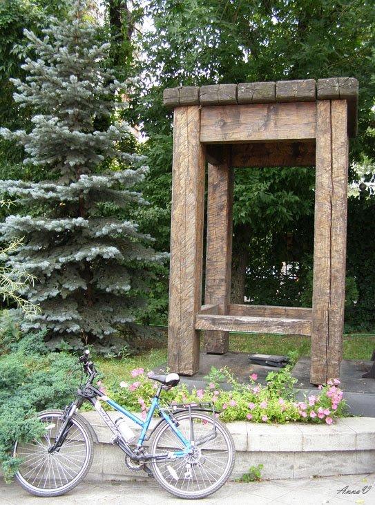 Памятник табуретке - Анна Воробьева