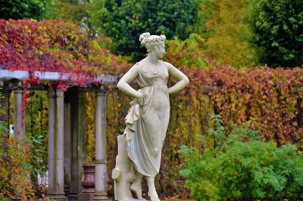 Скульптура Танцовщица... - Sergey Gordoff
